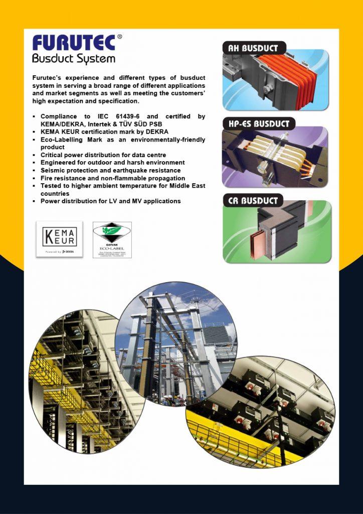 Thanh dẫn điện Busduct